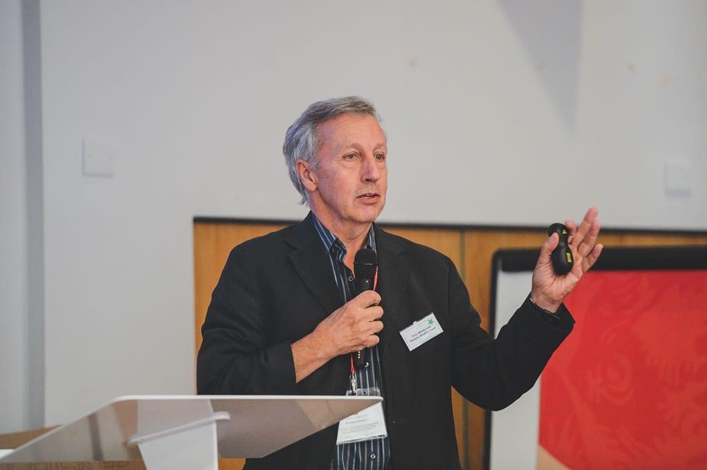 Dr Tony Whitbread