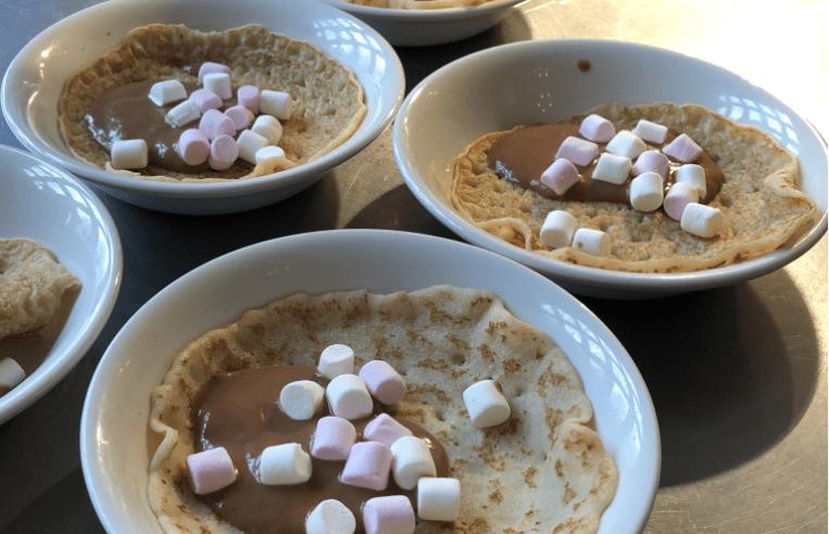 crop bowl Pancake day